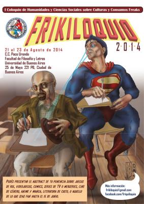 [EVENTO] FRIKILOQUIO 2014 - 21, 22 y 23 de agosto Frikiloquio_0